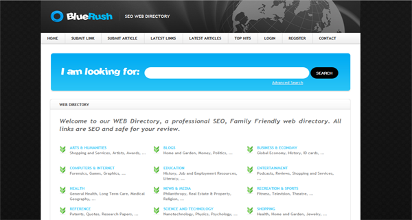 php link directory template archive list of templates for version4 2