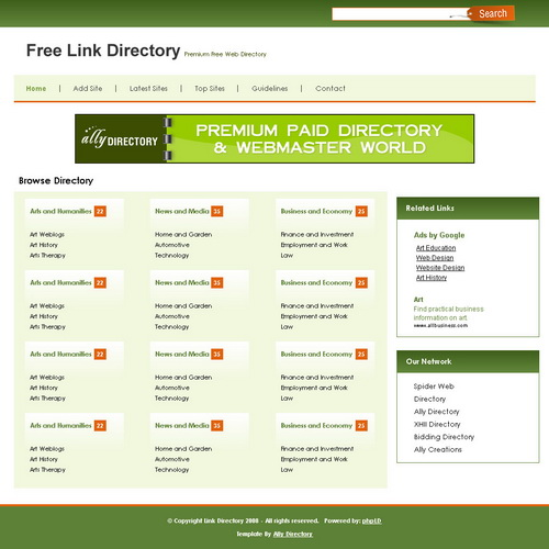 Free Directory Template. address phone directory fillable ...